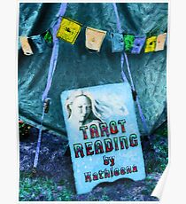 Tarot Reading Poster