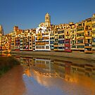 Girona, Spain by Robyn Carter