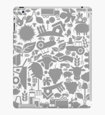 Background agriculture iPad Case/Skin