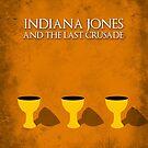 Indiana Jones - Last Crusade Minimal by Stevie B