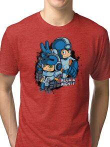 MegaMighty Tri-blend T-Shirt