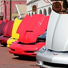 Corvette Rainbow in Jefferson, Texas by Betty Northcutt
