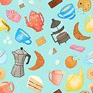 Tea Time! by sarcochrane