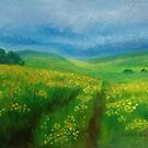 Buttercup Fields by Susan Duffey