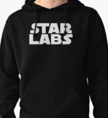 Star Labs - Star Wars Text Pullover Hoodie