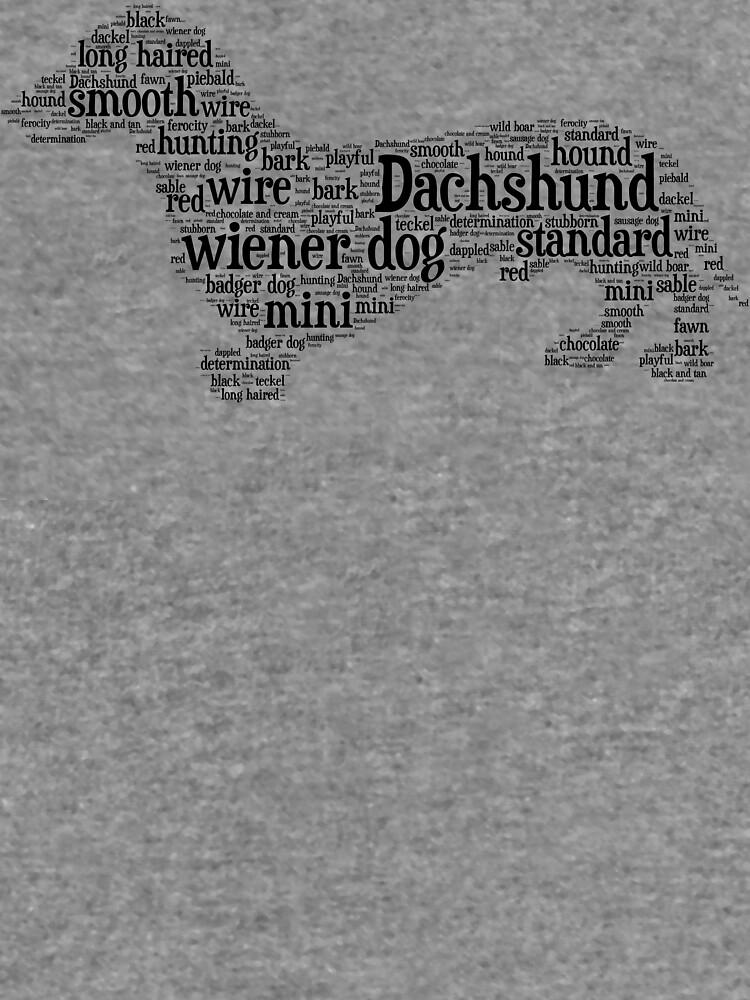Dachshund by rjzinger