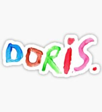 Earl Sweatshirt Doris  Sticker