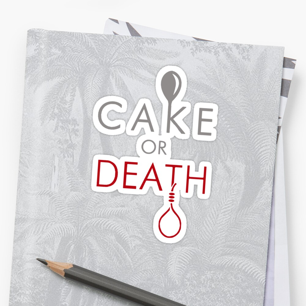 Cake or Death?! by DrEyehacker