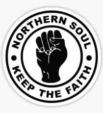 Northern Soul Sticker