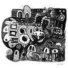 Yarn Of The Bones by Jonathan Grauel