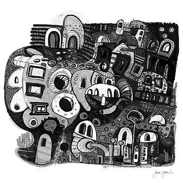 Yarn Of The Bones by cupofblue