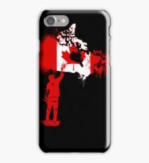 Canada Tagger iPhone Case/Skin