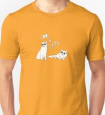 Cool 4 Cats Unisex T-Shirt