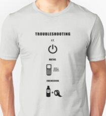 Troubleshooting Unisex T-Shirt