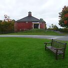 Come sit with me beside the round barn by nealbarnett