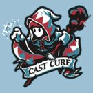 Cast Cure! by WinterArtwork