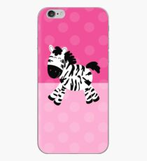 Sweet Cute Zebra Pink Dot Phone Case iPhone-Hülle & Cover