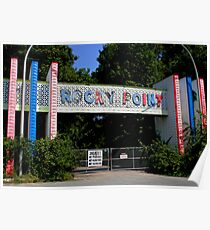 Rocky Point Amusement Park Poster
