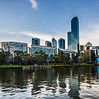 Simply Melbourne by Keith Irving