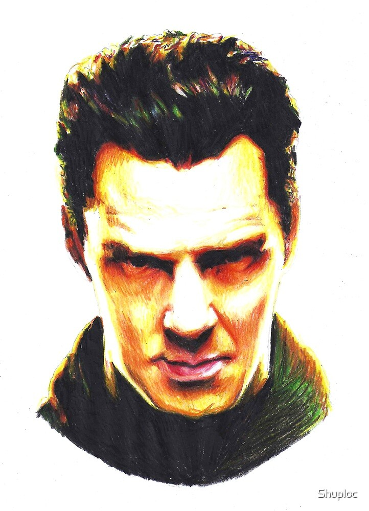 Star Trek Into Darkness - Khan by Shuploc