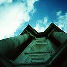 Paul's Pillars - Lomo by chylng