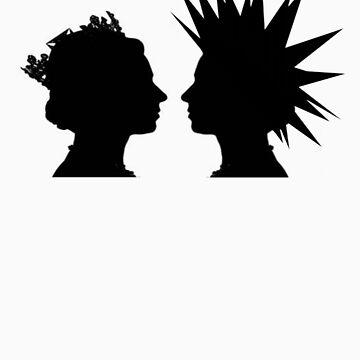 Punk Queen by bkxxl