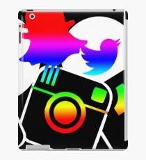 Social Network iPad Case/Skin