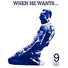 He Scores When He Wants - Jamie Vardy by lcfcworld
