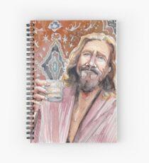Dude Spiral Notebook
