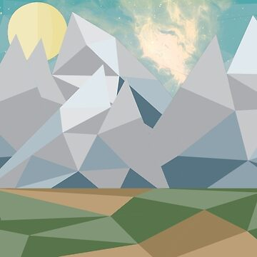 Geometric Landscape by Vorpalized
