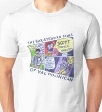 The Bar-Steward Sons Of Val Doonican Cartoon T-Shirt