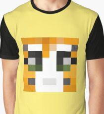 Stampy Minecraft skin Graphic T-Shirt