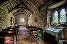 12th Century Chapel by Adrian Evans