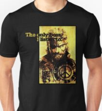 MGS The only boss T-Shirt