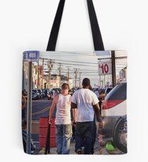 Summer Sites Tote Bag