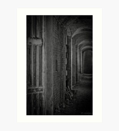 Passage to Beyond Art Print