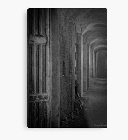 Passage to Beyond Metal Print