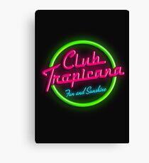 Club Tropicana Canvas Print