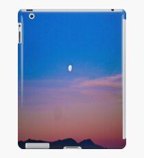 Beautiful Moon, fabulous sky. iPad Case/Skin