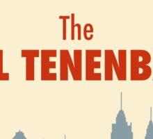 The Royal Tenenbaums - Sticker Sticker