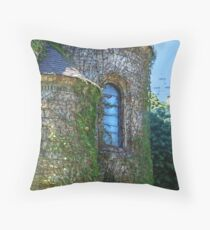 Turret of the Princess Throw Pillow