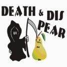 Death & Dis Pear by FireFoxxy