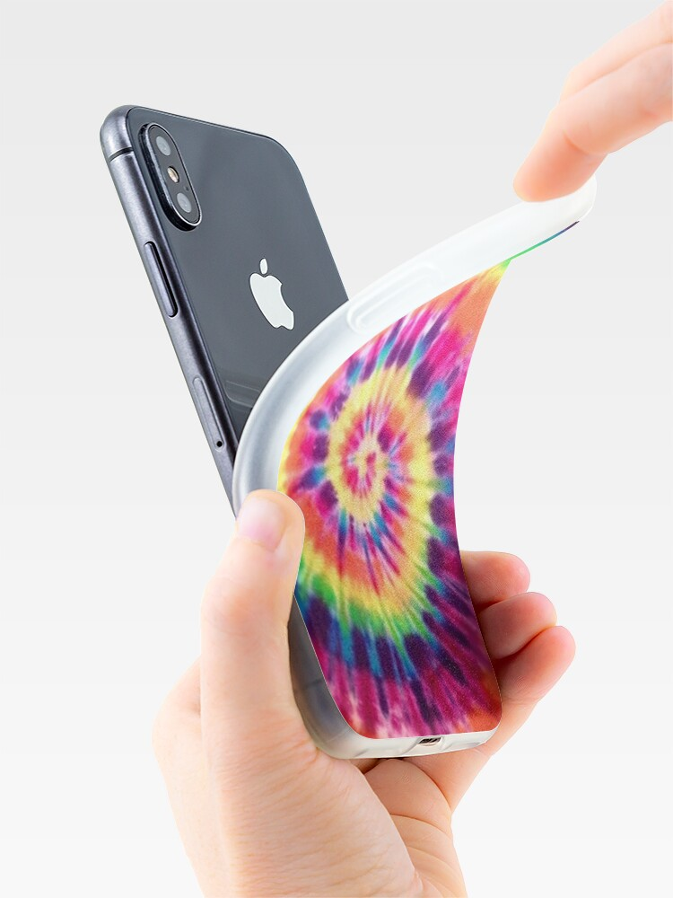 Alternate view of Tie Dye iPhone Case & Cover