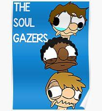 The Soul Gazers Poster ALT VERSION Poster