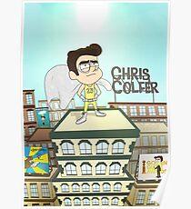Chris Colfer Poster