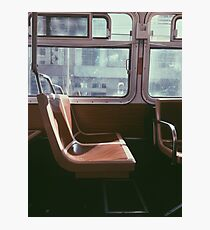 San Francisco Seat Photographic Print