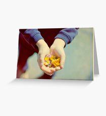 Summer Offerings Greeting Card