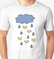 It's Raining Cats and Dogs Unisex T-Shirt