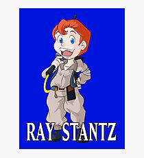 Ray Stantz (The Real Ghostbusters) Photographic Print