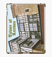 Tower of London Apartments iPad Case/Skin